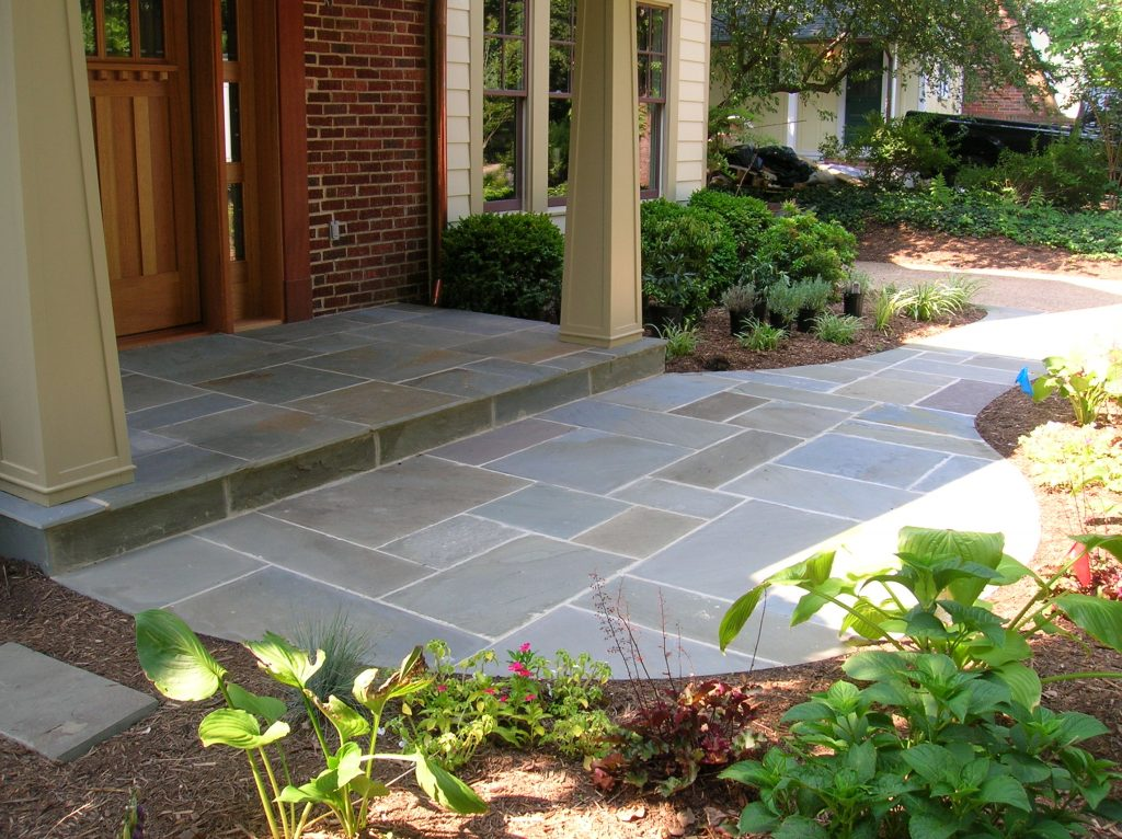 Custom walkway - Falls Church, VA