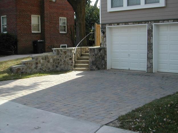 paver-driveway-stone-wall-arlington-va